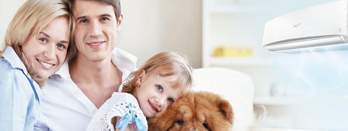 Использование кондиционера и ребенок в доме